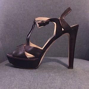 MICHAEL Michael Kors T-Strap Heels